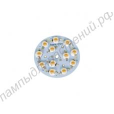 LED фитосборка круглая на 3-ваттных светодиодах общей мощностью 36Вт