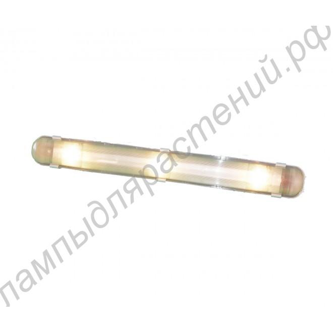 Настенно-потолочная светодиодная лампа «Краз» 60Вт IP65 с настенным и потолочным креплением